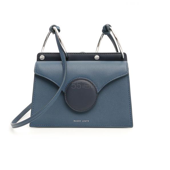 DANSE LENTE phoebe 蓝灰色迷你包包 5.34(约2,047元) - 海淘优惠海淘折扣|55海淘网