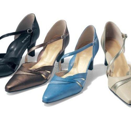 BENEBIS 女式尖头高跟皮鞋 4色 6cm 9,900日元(约599元) - 海淘优惠海淘折扣|55海淘网