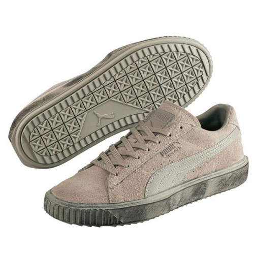 Puma 彪马 Evolution Breaker Suede 男子运动鞋