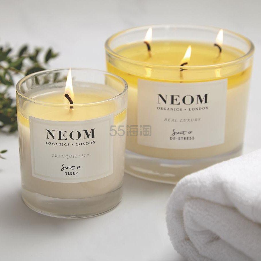 LF中文站:NEOM 香薰蜡烛、香氛、浴盐等