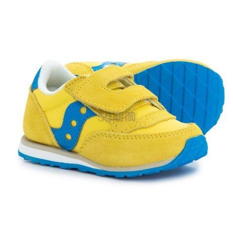 Saucony 索康尼 Jazz 婴童款休闲鞋 .99(约134元) - 海淘优惠海淘折扣|55海淘网