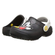 新低价~Crocs Kids FunLab Mickey Clog 童款洞洞鞋