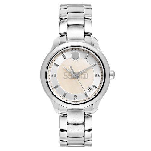 Movado 摩凡陀 Bellina 系列 女士时装腕表 0606978 9(约2,208元) - 海淘优惠海淘折扣|55海淘网