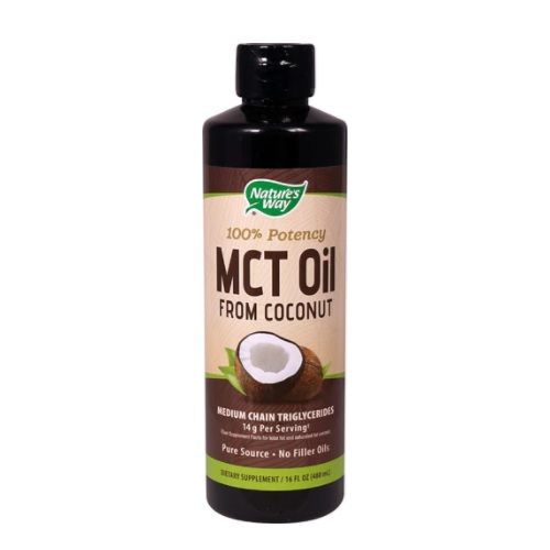 【额外8折】Nature's Way MCT 椰子油 480ml