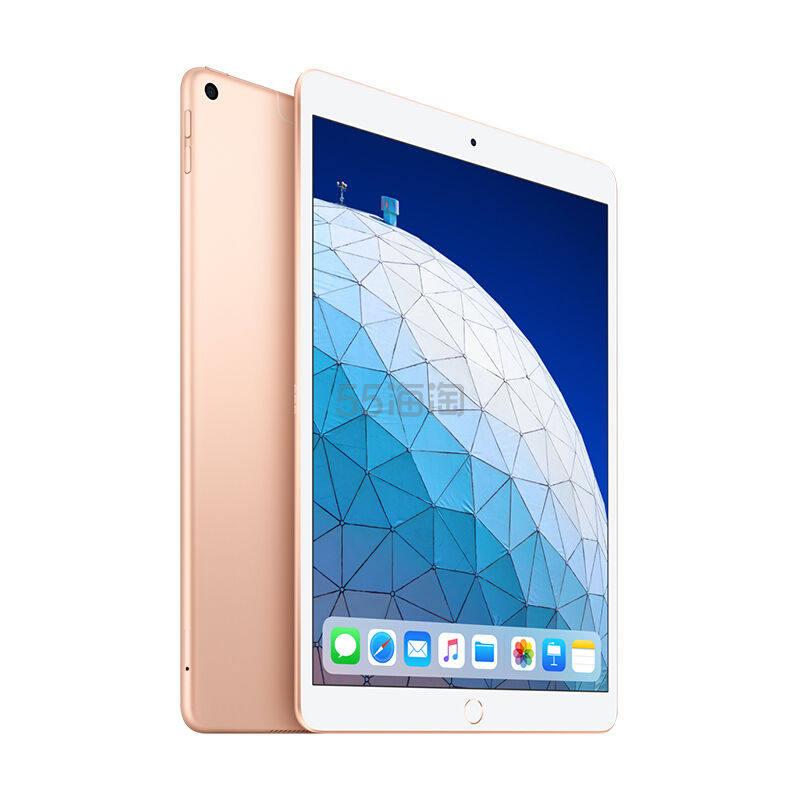 【新品首降】更大屏!Apple 苹果新 iPad Air 10.5 英寸平板电脑 WLAN版 64GB 3799元包邮 - 海淘优惠海淘折扣|55海淘网