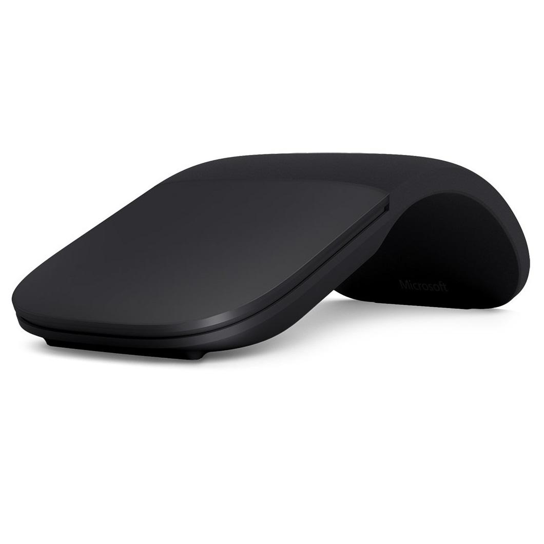 直降!Microsoft 微软Surface Arc轻薄便携可折叠无线鼠标 黑色
