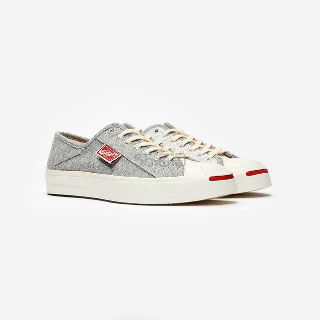 Converse x Footpatrol 合作款 Jack Purcell 颜色拼接帆布鞋 (约665元) - 海淘优惠海淘折扣|55海淘网