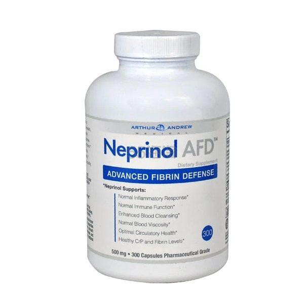 【额外8折】Arthur Andrew 极酶 Neprinol AFD 耐普络 500mg 300粒 5.99(约778元) - 海淘优惠海淘折扣|55海淘网