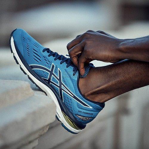 返利10%!ASICS 亚瑟士 GEL-Cumulus 20 专业运动跑鞋 1011A008-400 .95(约536元) - 海淘优惠海淘折扣|55海淘网