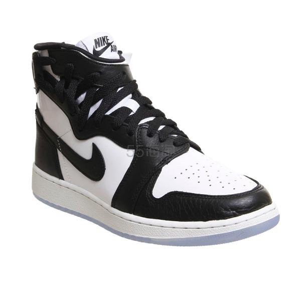 【码全库存少】Air Jordan 1 Rebel 黑色高帮运动鞋 4(约1,100元) - 海淘优惠海淘折扣|55海淘网