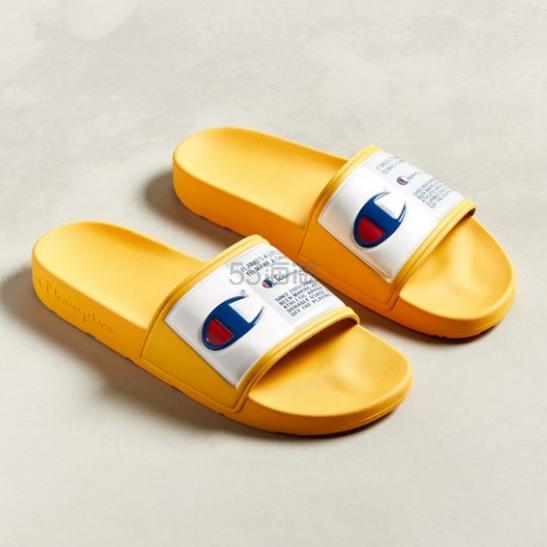Champion IPO Jock Slide Sandal 冠军澡堂拖鞋 .5(约117元) - 海淘优惠海淘折扣 55海淘网