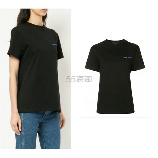 ELLERY 黑色短袖 5(约1,170元) - 海淘优惠海淘折扣|55海淘网