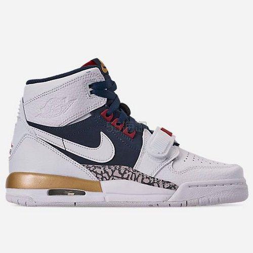 【基本码全】Air Jordan 乔丹 Legacy 312 大童款篮球鞋 (约602元) - 海淘优惠海淘折扣|55海淘网