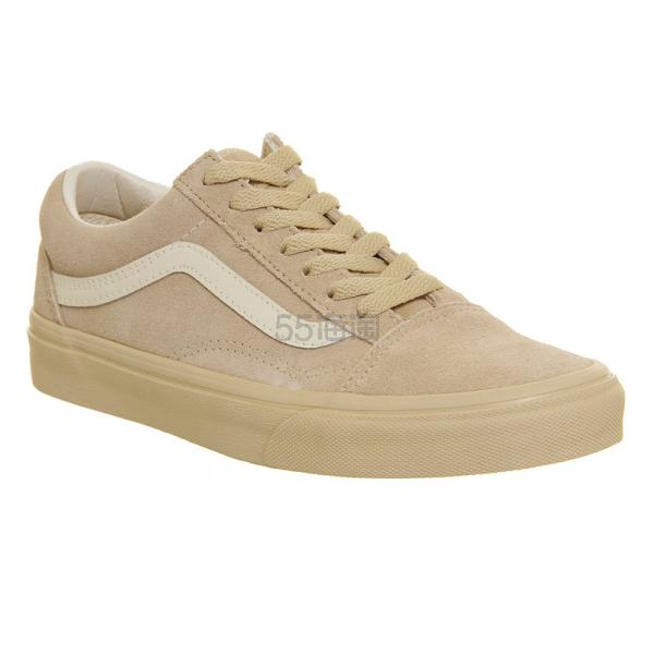 Vans Old Skool 土黄色运动鞋 (约356元) - 海淘优惠海淘折扣|55海淘网