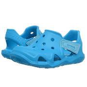Crocs Kids Swiftwater Wave 童款洞洞鞋