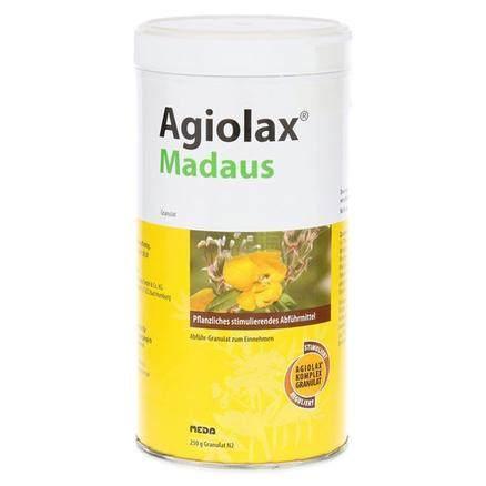 【满减8欧+免邮中国】Agiolax 艾者思 便秘清肠颗粒 250g €8.99(约70元) - 海淘优惠海淘折扣 55海淘网