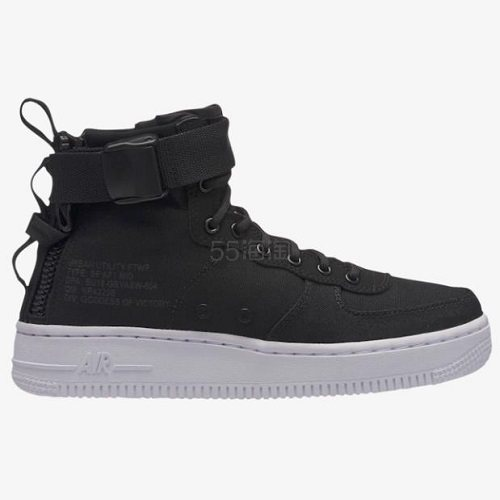 【新低】Nike 耐克 SF AF1 Mid 大童款板鞋 .99(约337元) - 海淘优惠海淘折扣 55海淘网