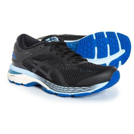 码全!Asics 亚瑟士 GEL-KAYANO 25 女士跑步鞋 .99(约673元) - 海淘优惠海淘折扣|55海淘网