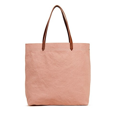 Madewell Heavy Canvas Transport Tote  帆布手袋