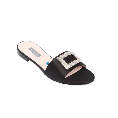SJP BY SARAH JESSICA PARKER 10毫米GRACE装饰绸缎凉鞋 7(约1,698元) - 海淘优惠海淘折扣|55海淘网
