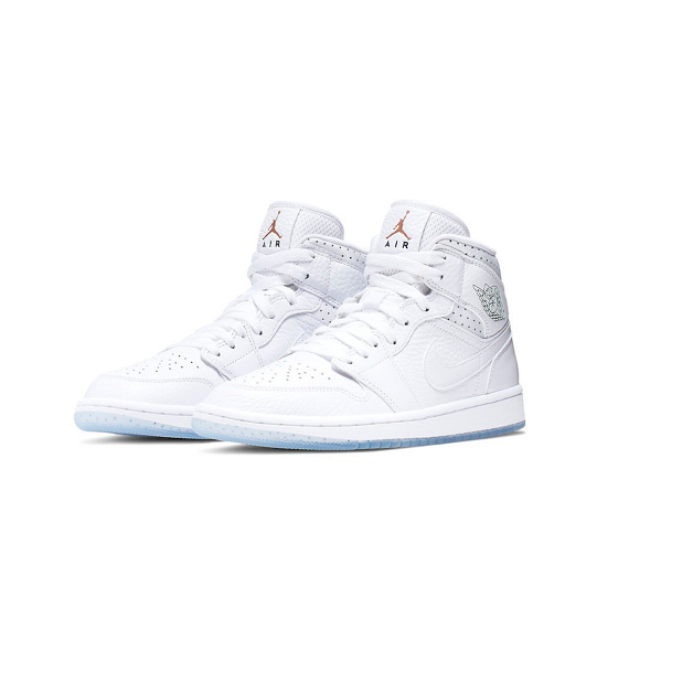 【5姐资讯】 Air Jordan 1 Mid「Nos Differences Nous Unissent」配色,