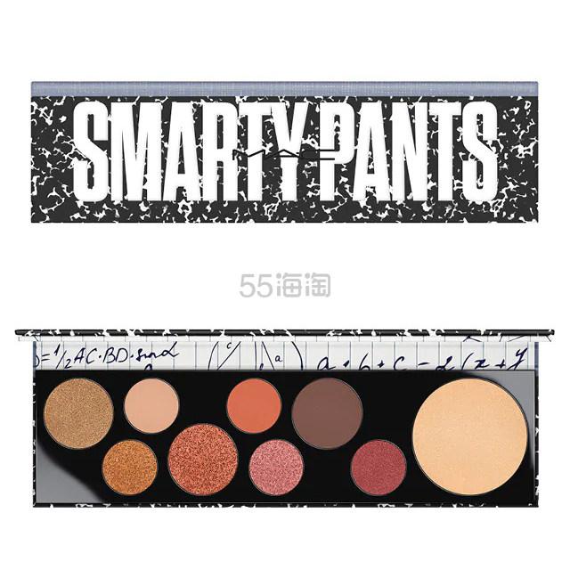 史低价!MAC 魅可 戏精眼影盘 Smarty Pants .97(约163元) - 海淘优惠海淘折扣|55海淘网