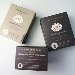 【已开奖】【5姐送福利】Grow Gorgeous 生发防脱洗护产品晒单测评