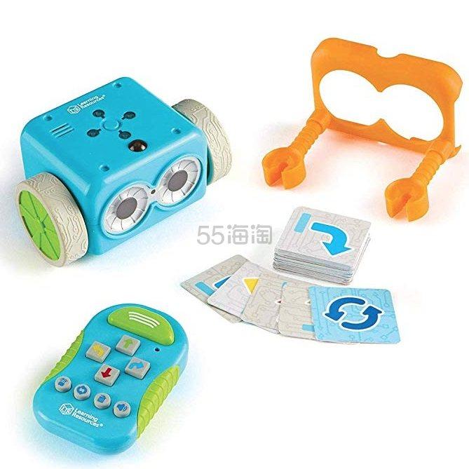 返利7%!【中亚Prime会员】Learning Resources Botley 编码机器人玩具套装 到手价303元 - 海淘优惠海淘折扣|55海淘网