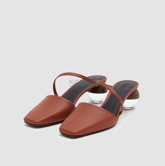 Neous Loda 棕色穆勒鞋 4.99(约3,632元) - 海淘优惠海淘折扣|55海淘网