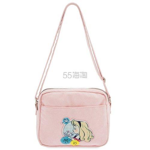 6折!降价!Disney 迪士尼 睡美人 粉色单肩斜挎包 .99(约62元) - 海淘优惠海淘折扣|55海淘网
