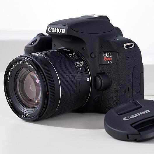 Canon 佳能 EOS Rebel T7i 入门级单眼数位相机 + 18-55mm 镜头 + 相机包 + SD储存卡 4.99(约4,798元) - 海淘优惠海淘折扣|55海淘网