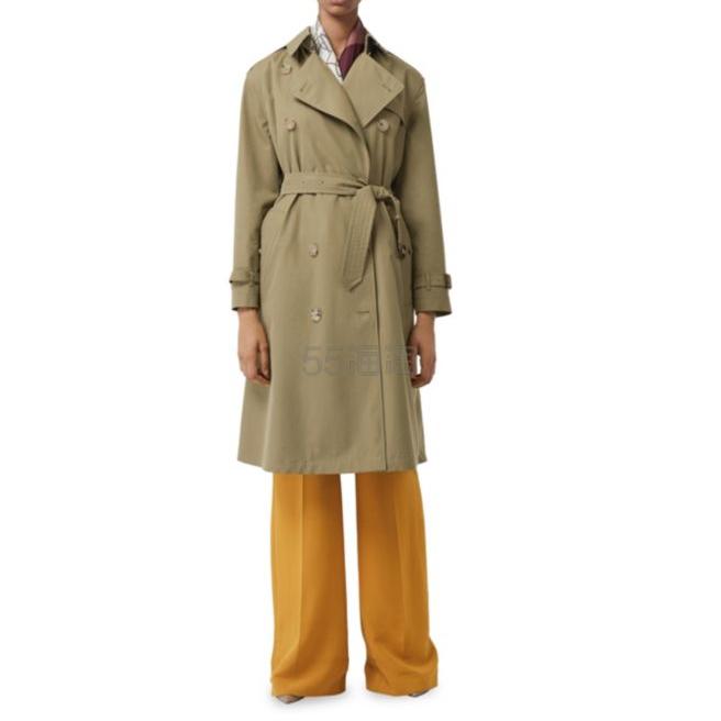 Burberry Garstang Oversize Trench Coat 巴宝莉廓形风衣 ,374(约9,485元) - 海淘优惠海淘折扣 55海淘网