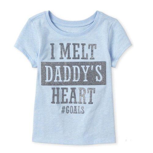 The Childrens Place 女童款T恤衫 .99(约21元) - 海淘优惠海淘折扣|55海淘网