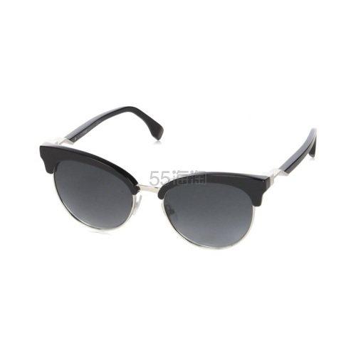 降价!Fendi 芬迪 深灰色渐变镜片太阳镜 9.99(约759元) - 海淘优惠海淘折扣|55海淘网