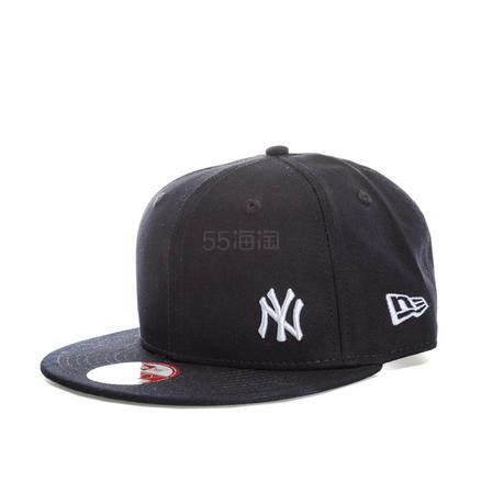 【好价】New Era 9Fifty 男士平沿棒球帽