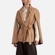 Burberry Camel Hair Cape 巴宝莉驼毛披风