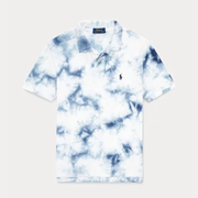 Ralph Lauren Tie-Dye Cotton Mesh Polo 扎染POLO衫