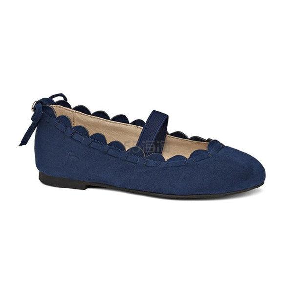 Jack Rogers 儿童款花瓣芭蕾舞鞋 .99(约172元) - 海淘优惠海淘折扣|55海淘网