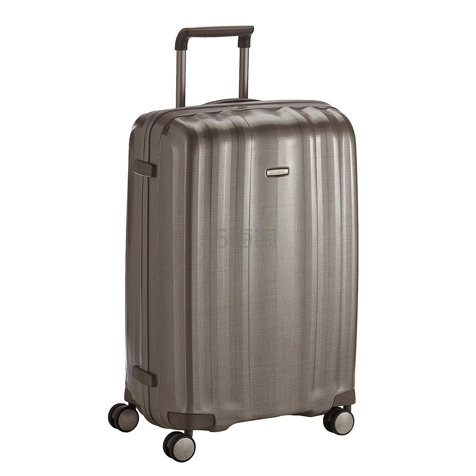 史低价!【中亚Prime会员】Samsonite 新秀丽 lite-Cube 28寸万向轮行李箱拉杆箱 到手价1343元 - 海淘优惠海淘折扣|55海淘网