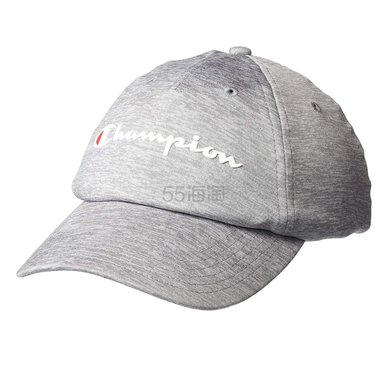 【中亚Prime会员】Champion 冠军 经典百搭英文logo刺绣可调节棒球帽