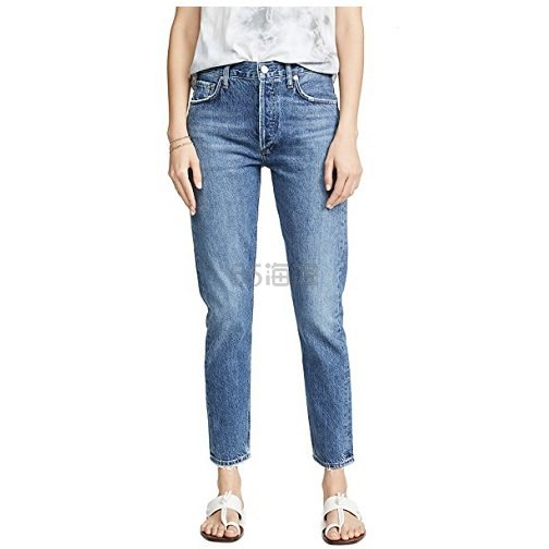 AGOLDE Jamie 高腰经典牛仔裤 8(约1,231元) - 海淘优惠海淘折扣|55海淘网