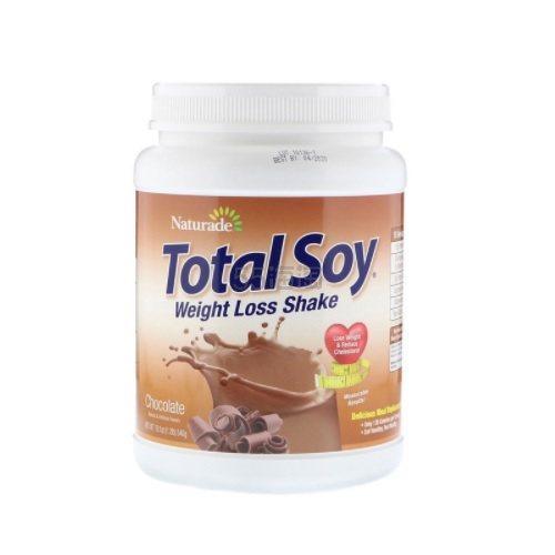 【3件0税免邮】Naturade Total Soy 瘦身巧克力蛋白粉 540g .64(约97元) - 海淘优惠海淘折扣|55海淘网