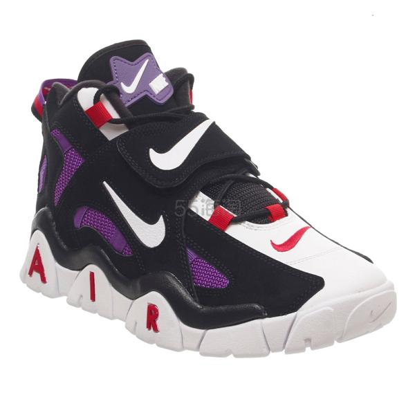 Nike Air Barrage 黑紫配色运动鞋 9(约960元) - 海淘优惠海淘折扣|55海淘网