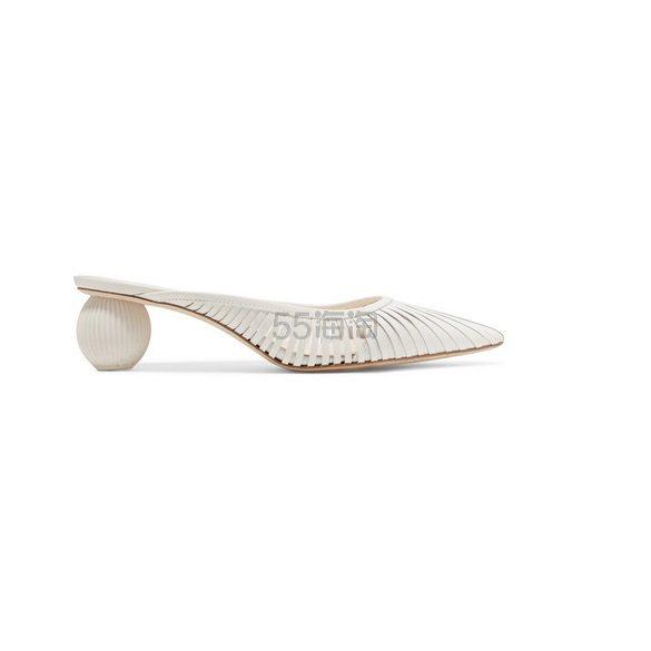CULT GAIA Alia 皮革穆勒鞋 £102.9(约934元) - 海淘优惠海淘折扣|55海淘网