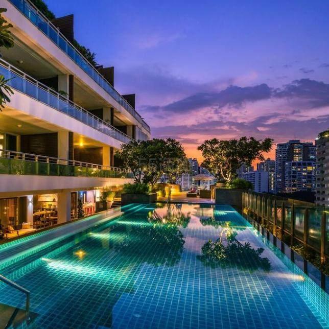Akyra Thonglor Bangkok 曼谷阿基拉通洛公寓式酒店 低至939元/晚 - 海淘优惠海淘折扣|55海淘网
