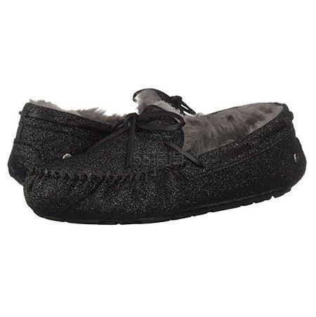 7码及以上有货~UGG Dakota Sparkle Slipper 女士毛绒平底鞋 .99(约380元) - 海淘优惠海淘折扣|55海淘网