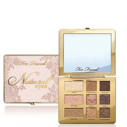 5折!Too Faced 日常大地色眼影盘