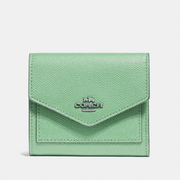 Coach Small Wallet 薄荷色小钱包