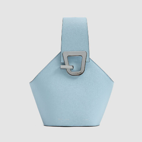 Danse Lente Mini Johnny Bag 蓝色水桶包