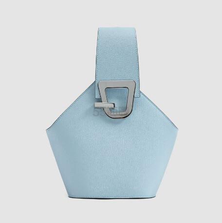 Danse Lente Mini Johnny Bag 蓝色水桶包 1.99(约1,190元) - 海淘优惠海淘折扣|55海淘网